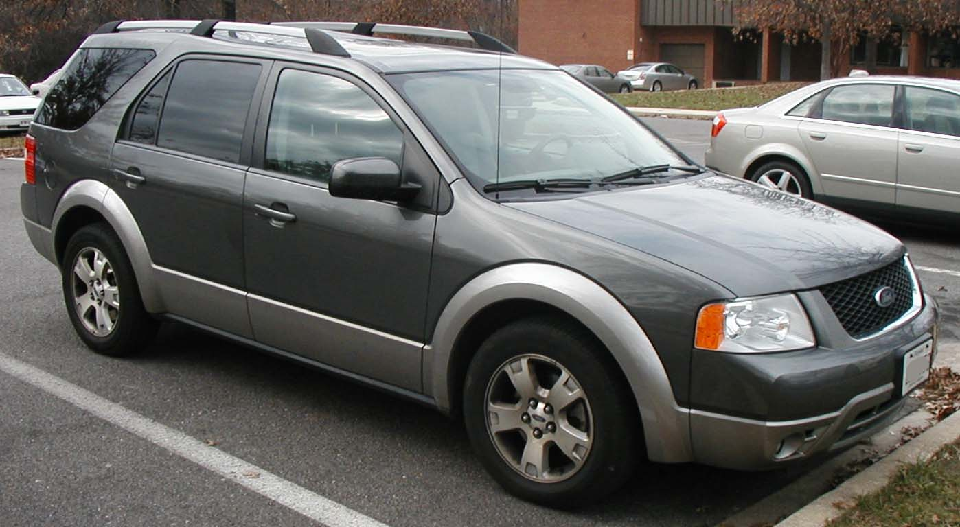 Ford freestyle 2007 3 ford freestyle 2007 3