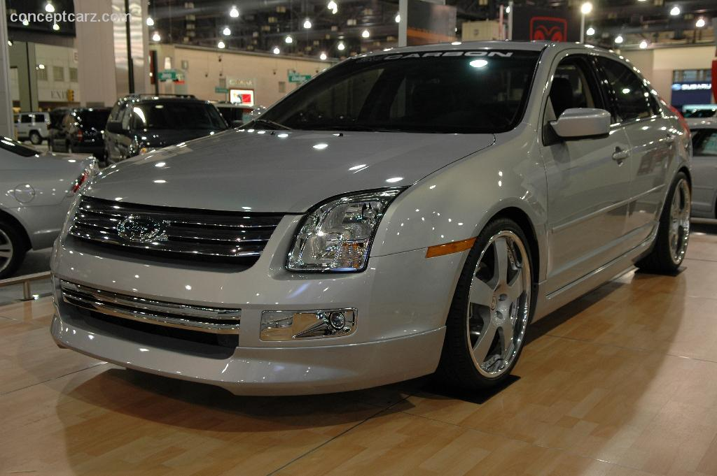 2006 Ford Fusion - Information and photos - MOMENTcar
