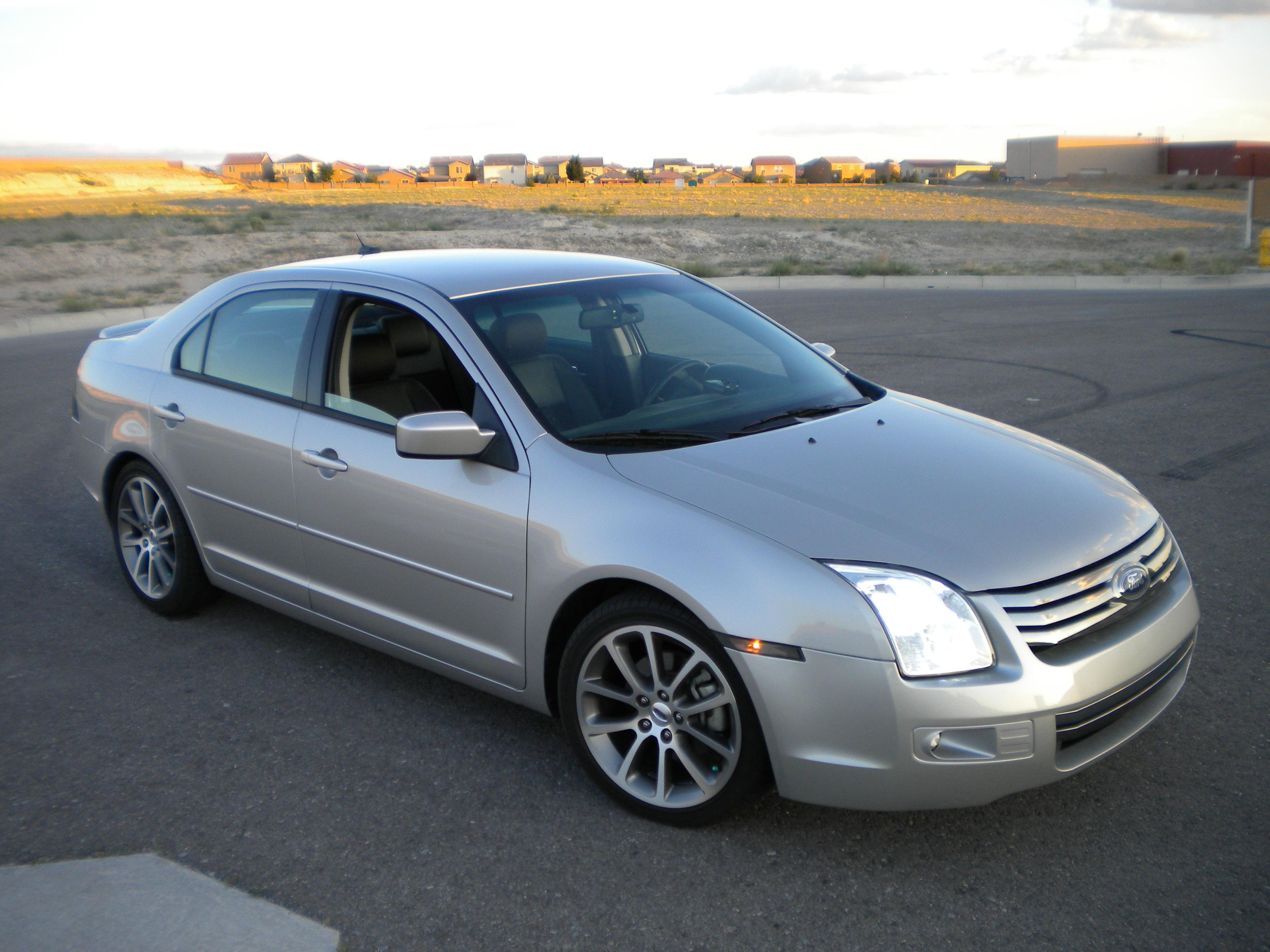 Ford Fusion 2008 #6