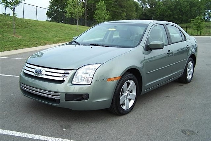 Ford Fusion 2008 #7