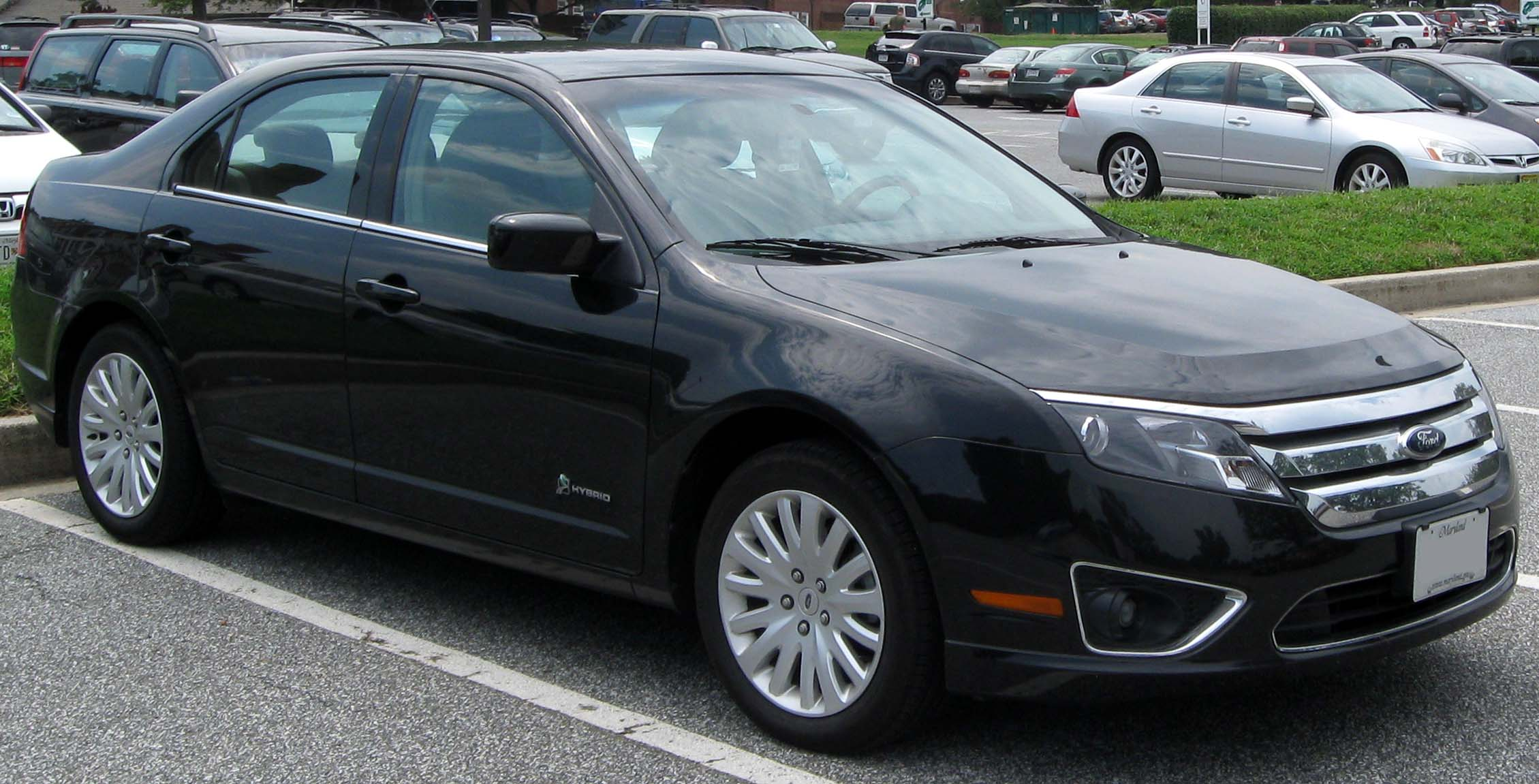 Ford Fusion 2010 #5