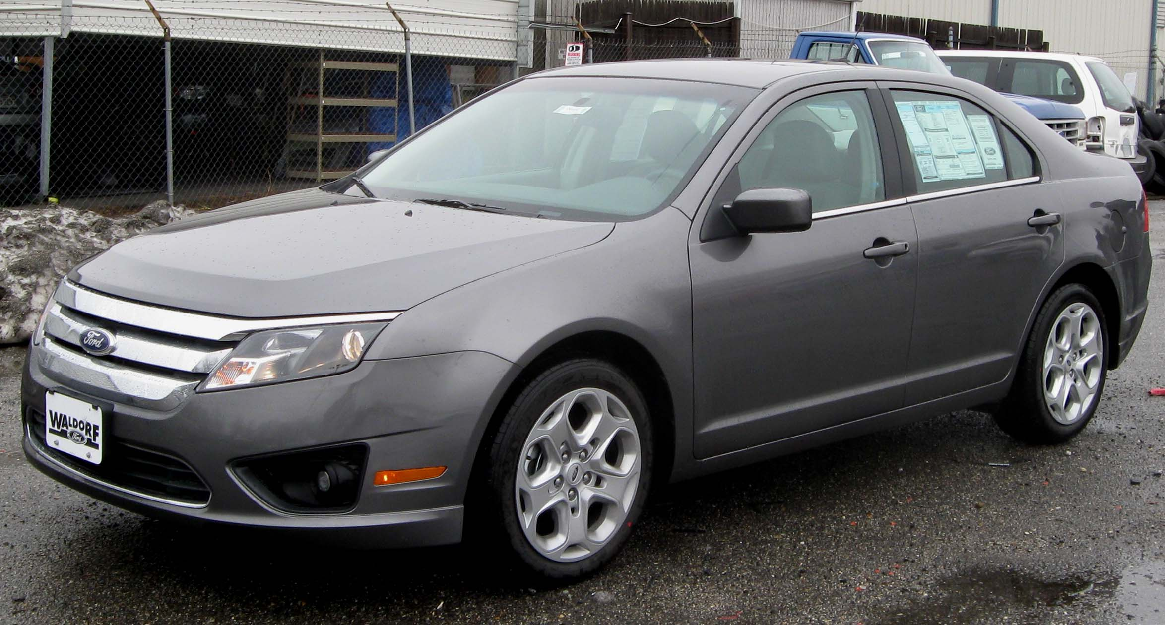 Ford Fusion 2010 #10