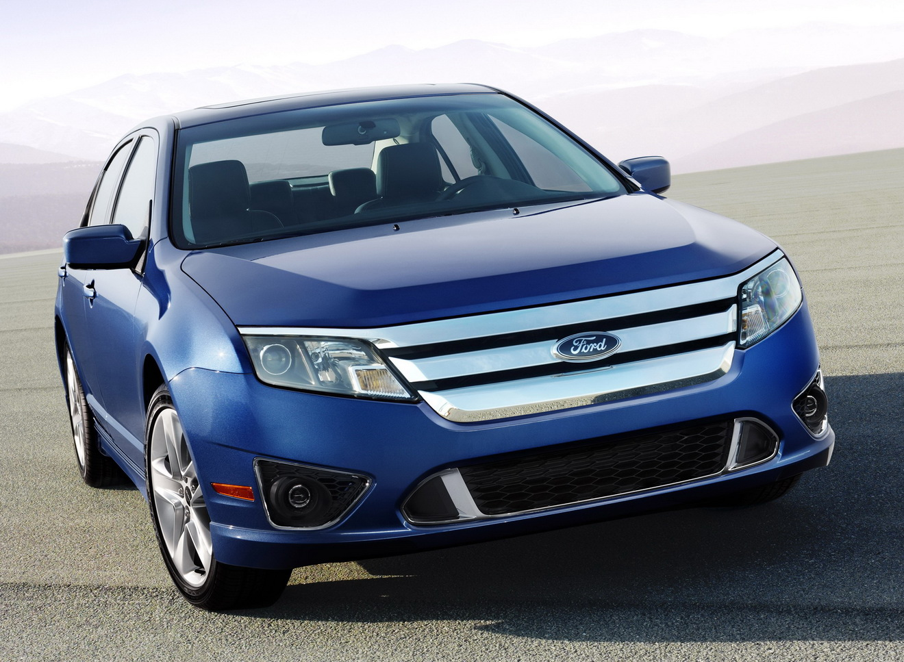 Ford Fusion 2010 #1