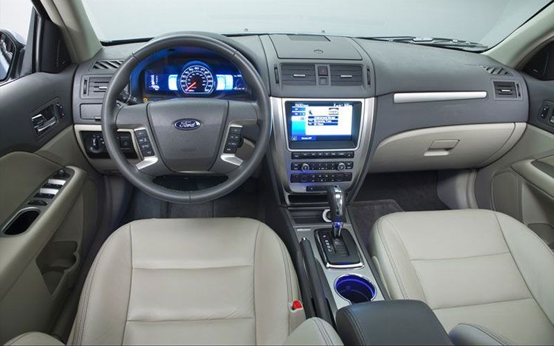 2010 Ford Fusion Hybrid Information And Photos Momentcar