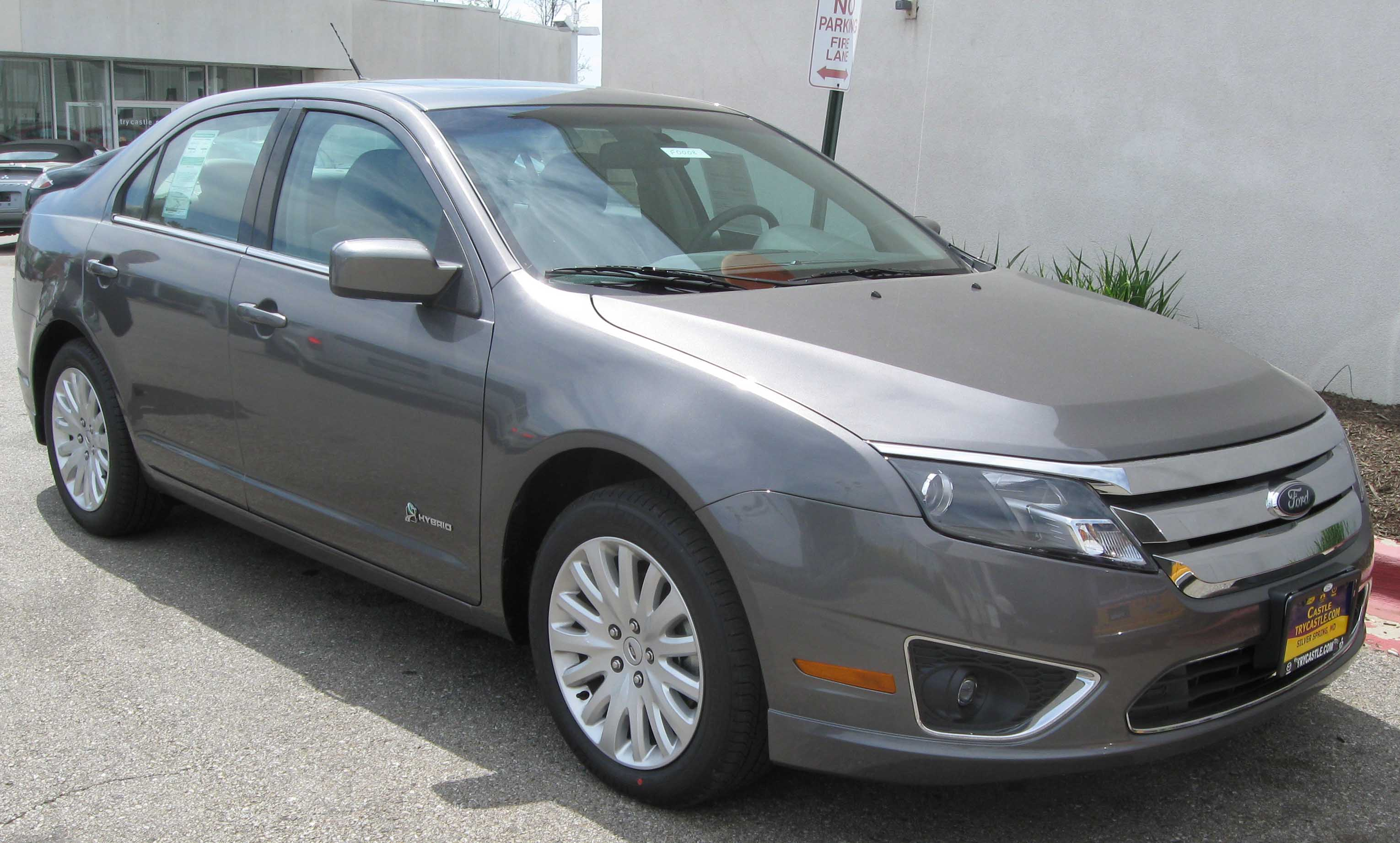 2010 Ford Fusion Hybrid Information And Photos Momentcar Fuse Box 4