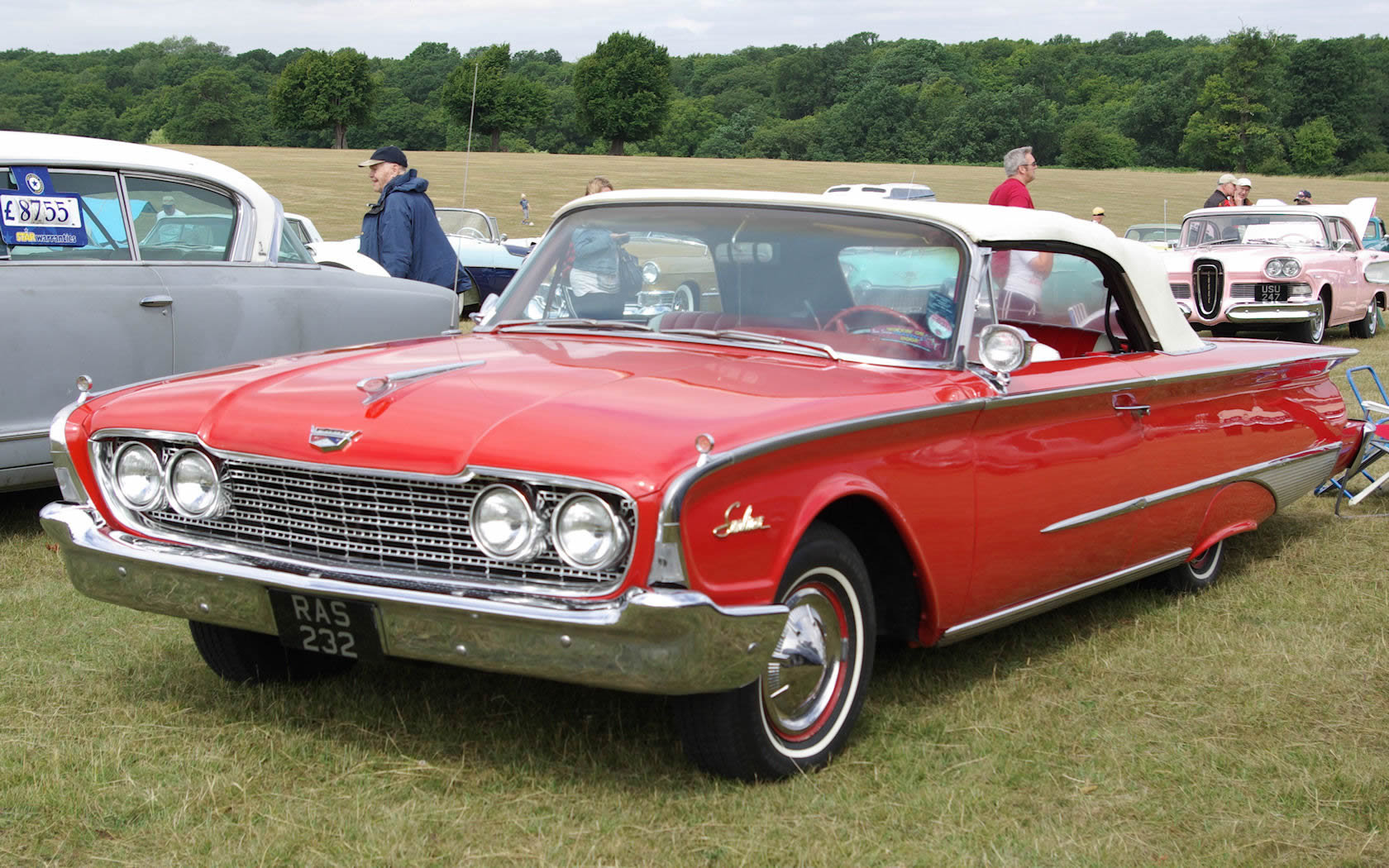 1960 Ford Galaxie - Information and photos - MOMENTcar