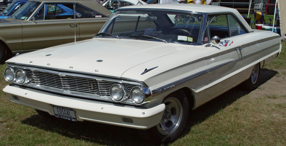 1964 ford galaxie information and photos momentcar. Black Bedroom Furniture Sets. Home Design Ideas