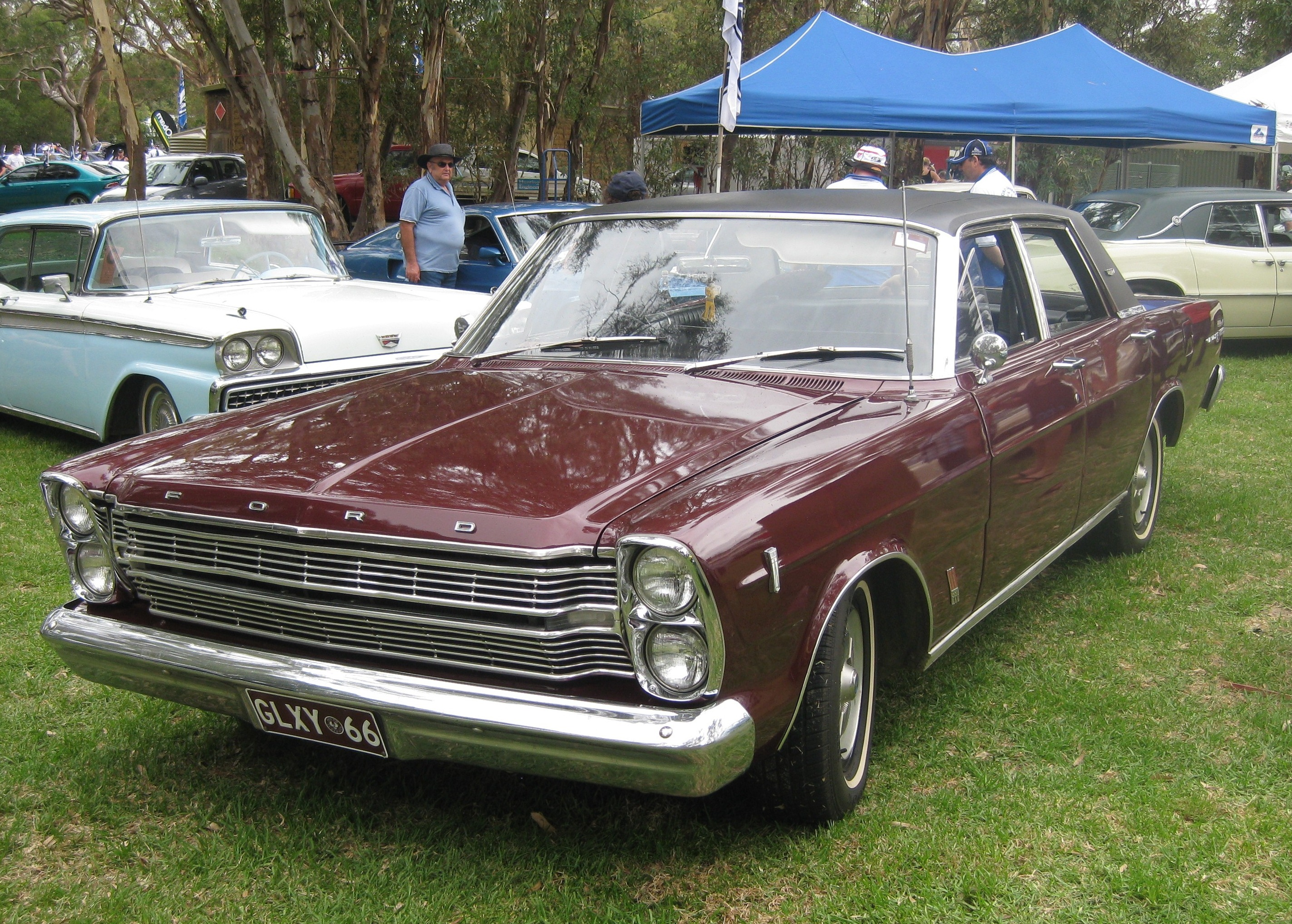 Ford Galaxie 500 #1