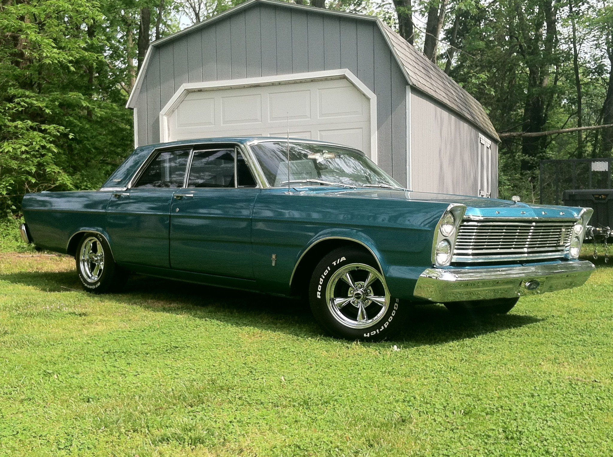 1965 Ford Galaxie 500 Information And Photos Momentcar