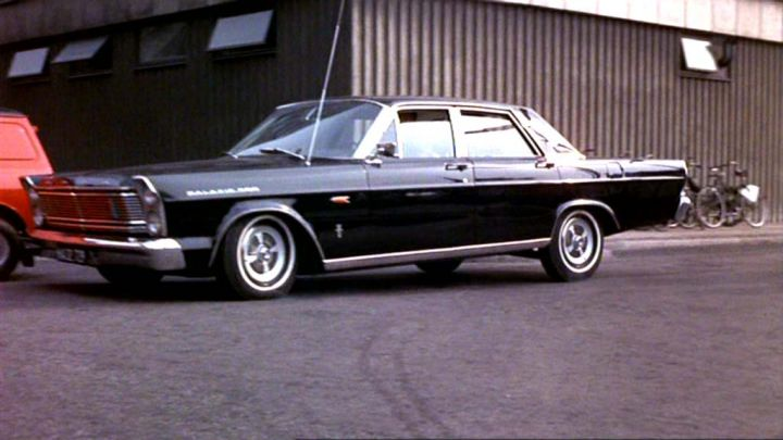 1965 ford galaxie 500 - information and photos