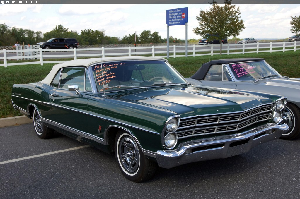 1967 ford galaxie 500 information and photos momentcar. Cars Review. Best American Auto & Cars Review