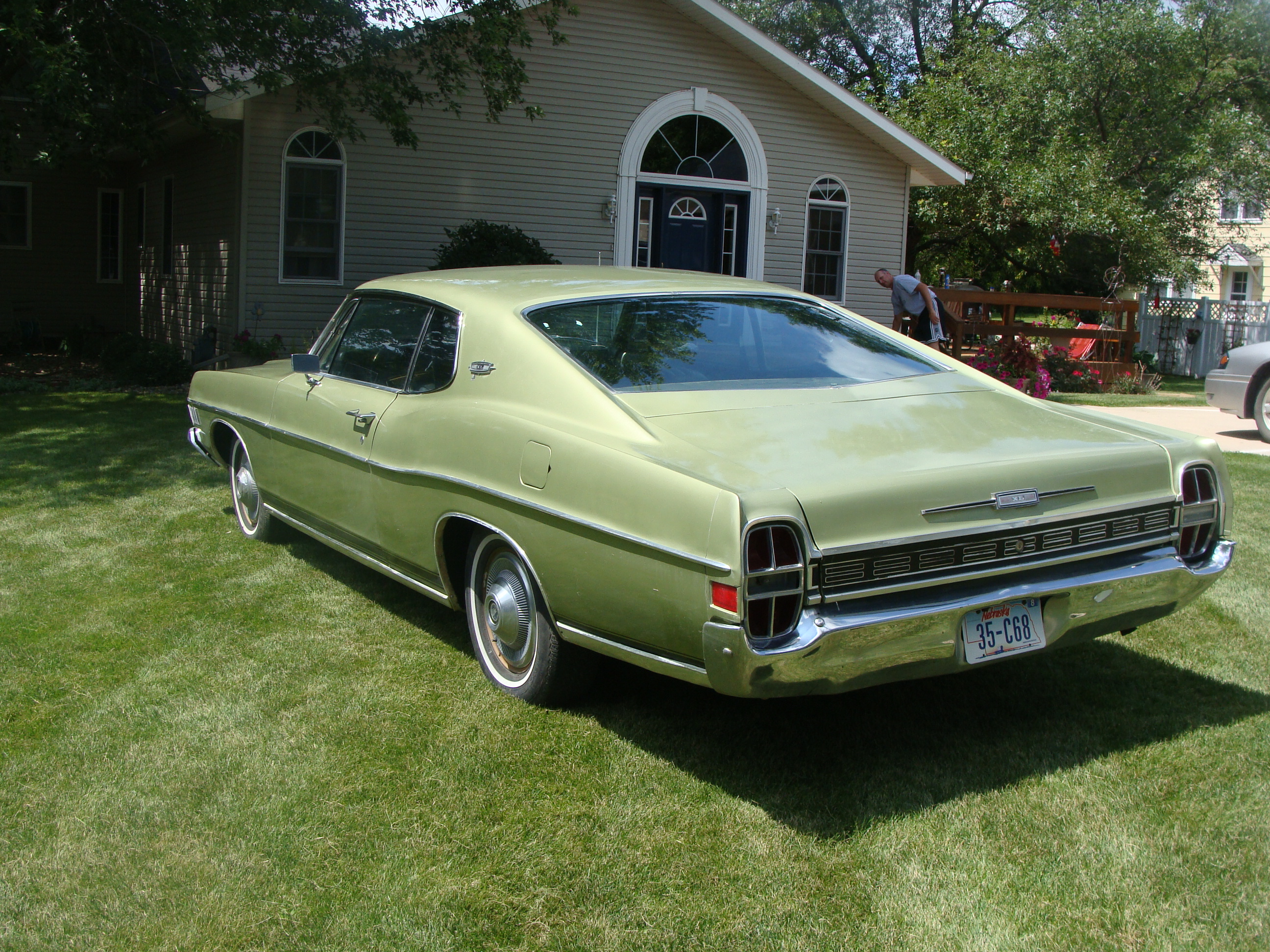 1968 ford galaxie 500 information and photos momentcar. Cars Review. Best American Auto & Cars Review