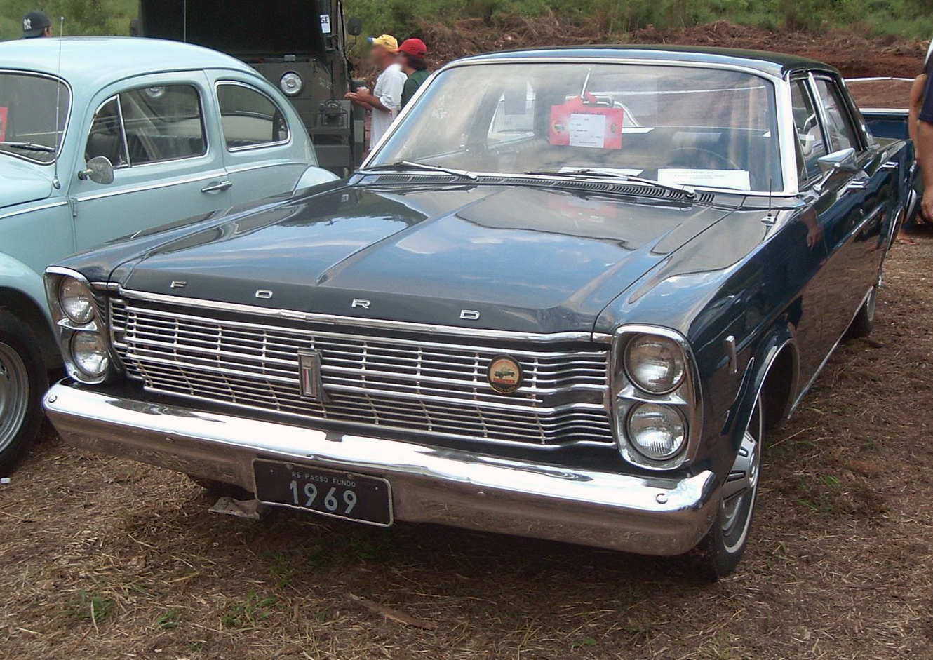 1969 Ford Galaxie 500 Information And Photos Momentcar