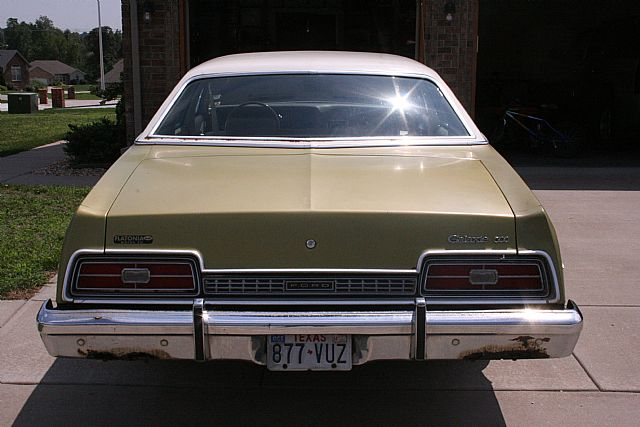 Ford C Max Energi >> 1973 Ford Galaxie 500 - Information and photos - MOMENTcar