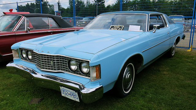 1973 Ford Galaxie 500 Information And Photos Momentcar