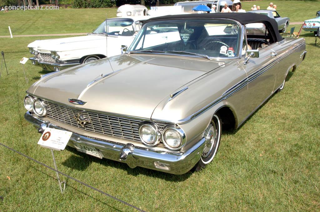 Ford Galaxie 500 XL 1962 #10