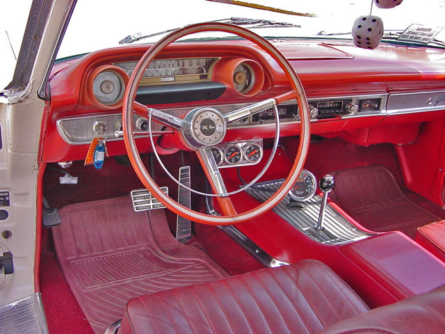 1960 thunderbird wiring diagram