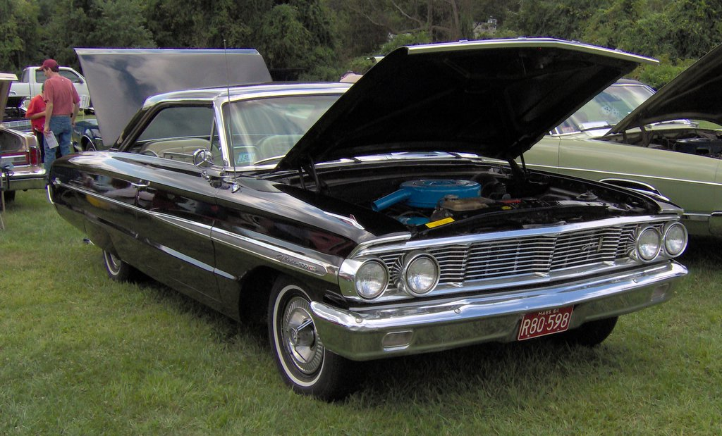 1964 ford galaxie 500 xl information and photos momentcar. Cars Review. Best American Auto & Cars Review