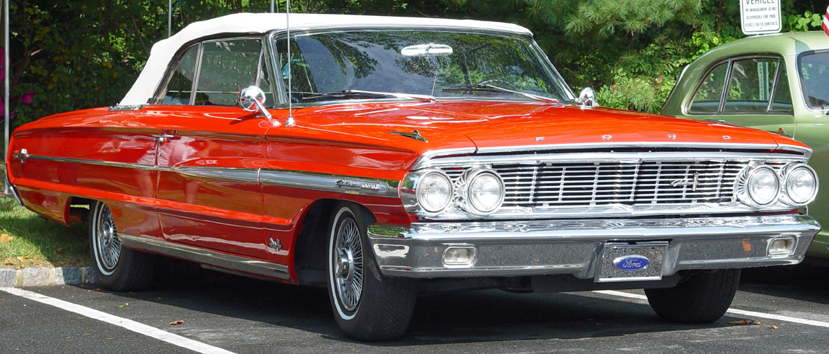 Ford Galaxie 500 XL #2