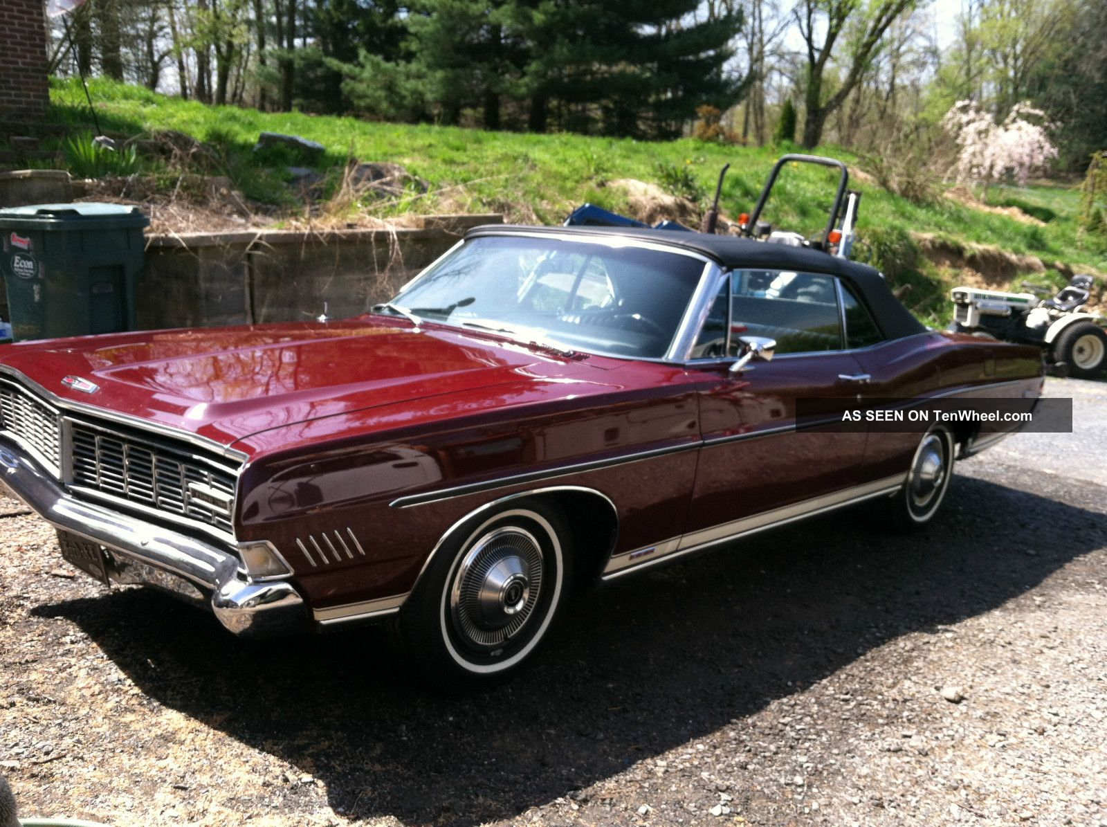 Ford Galaxie 500 XL #7