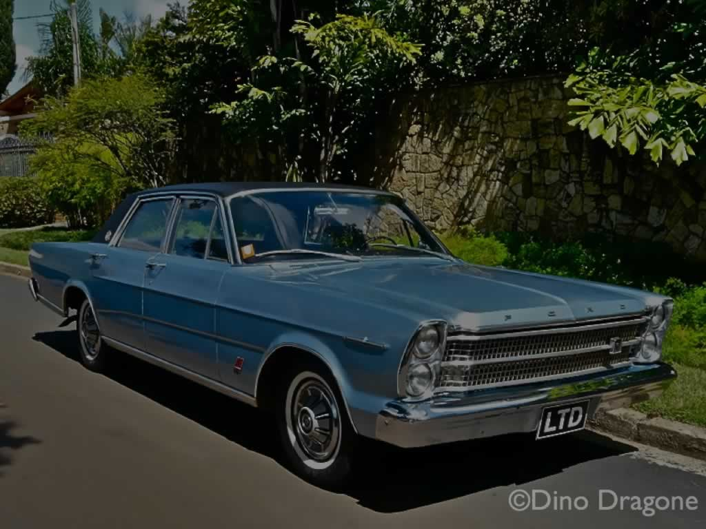 Ford Galaxie LTD #3