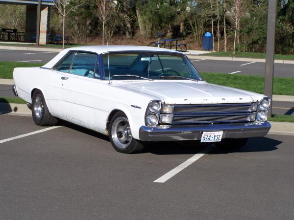 Ford Galaxie LTD #6
