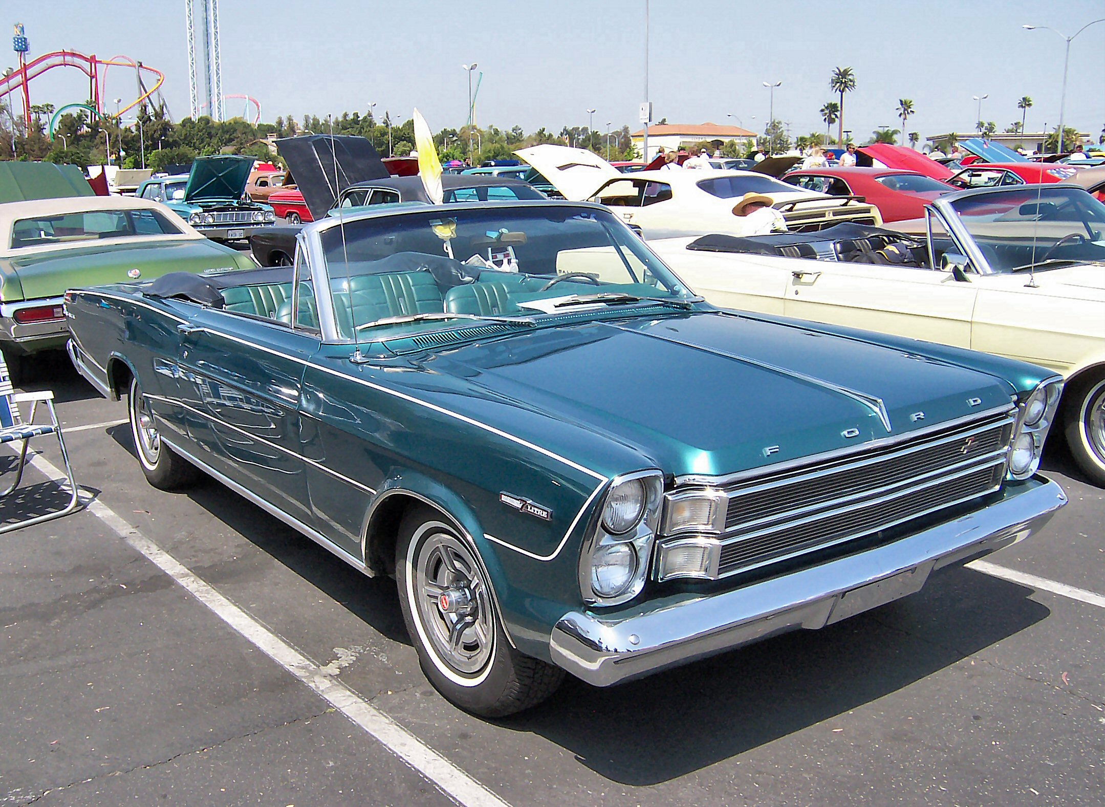 Ford Galaxie Special #5