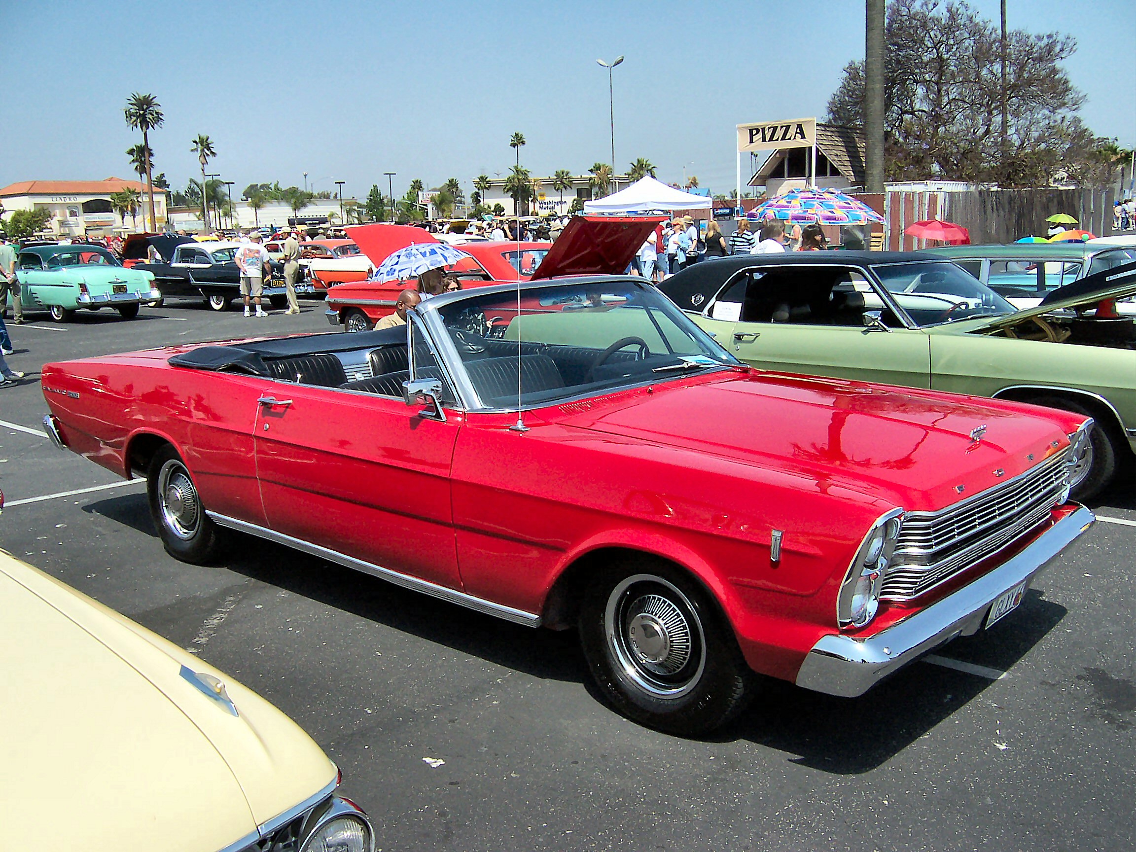 Ford Galaxie Special #8