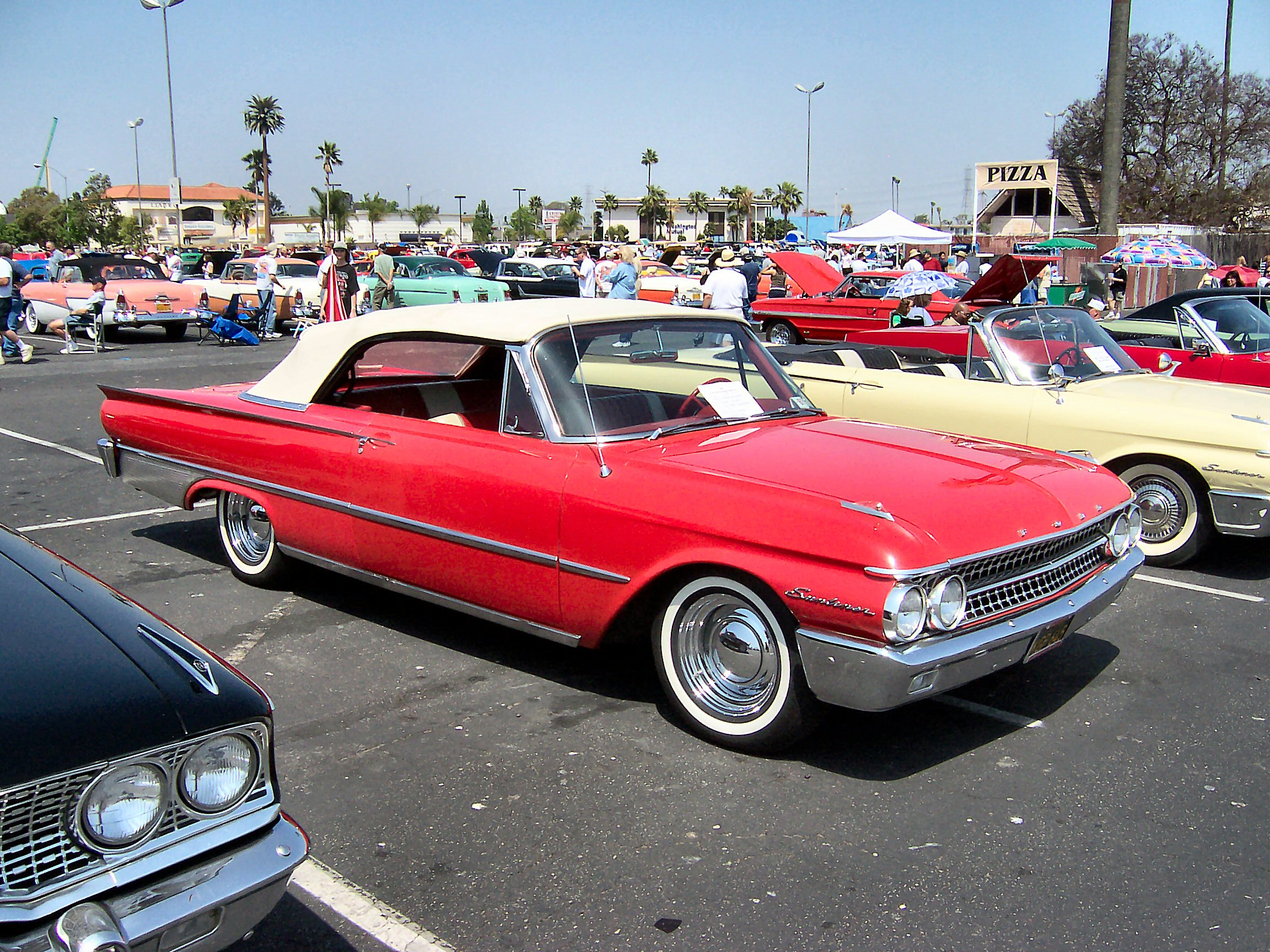 1964 Ford Galaxie Convertible 390 SALE FREE SHIPPING Power ...