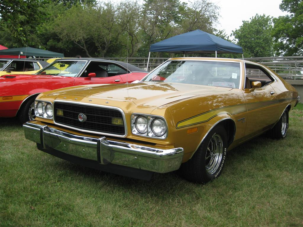 1973 Ford Gran Torino Brougham - Information and photos ...