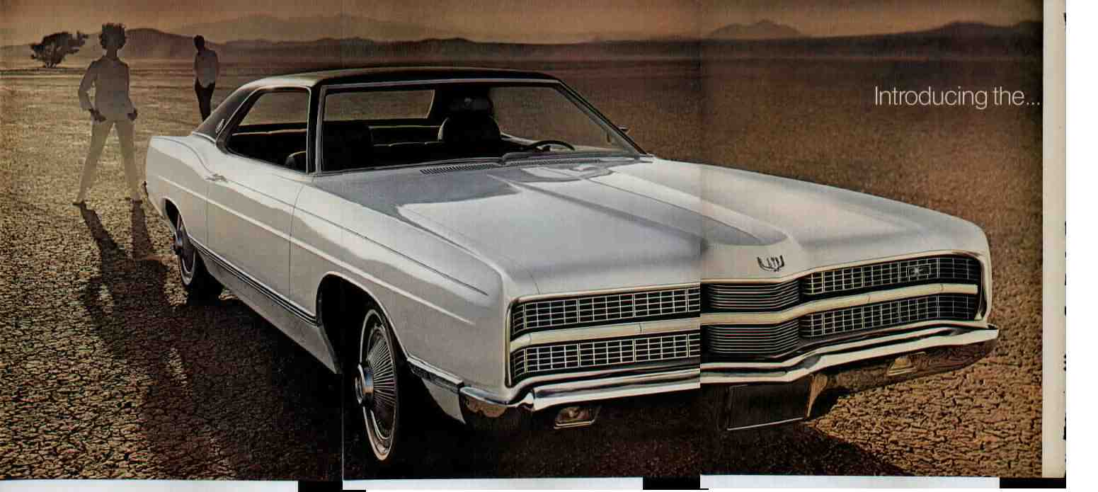 1969 Ford LTD - View all 1969 Ford LTD at CarDomain
