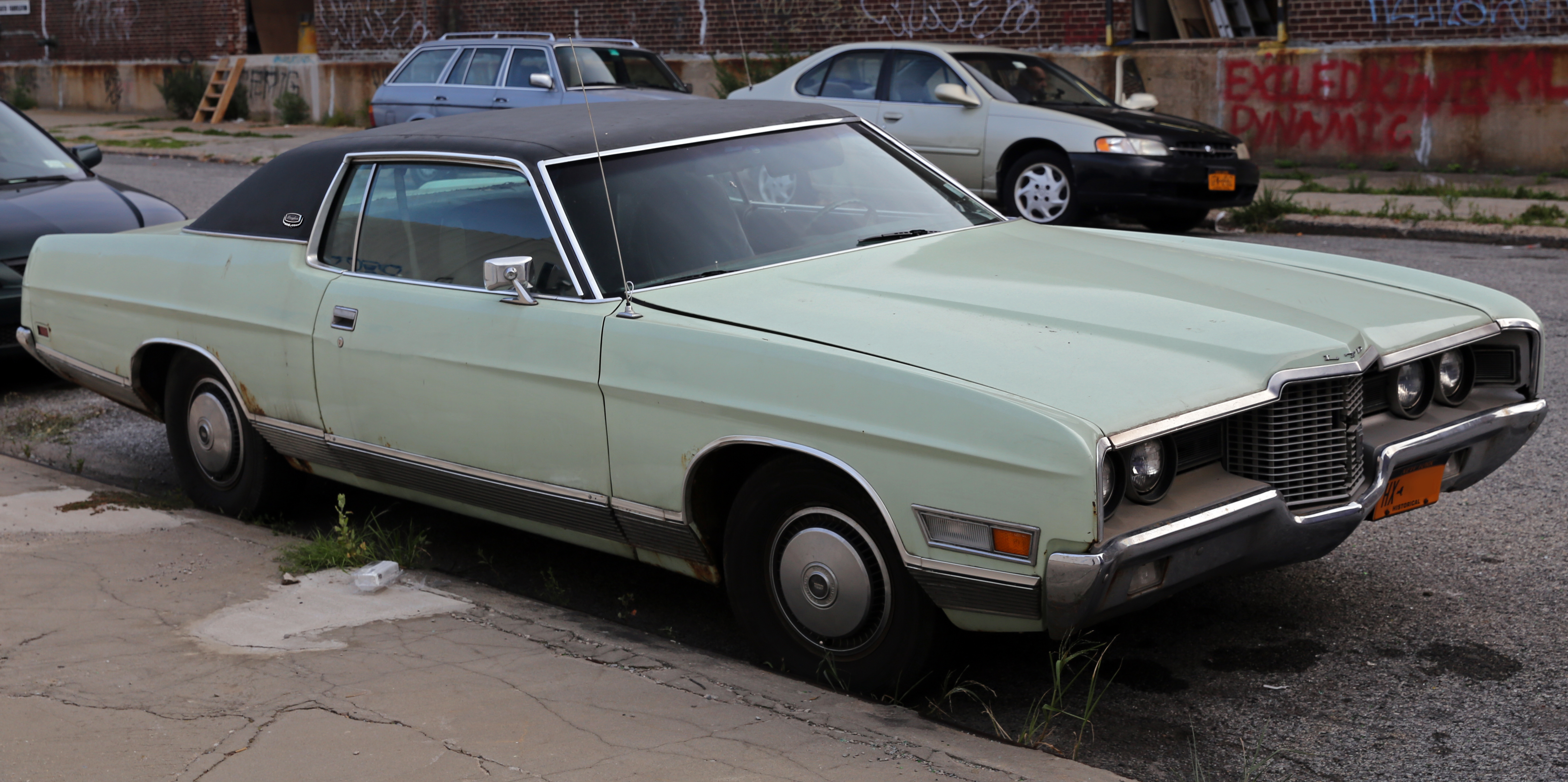 1971 Ford Ltd Information And Photos Momentcar