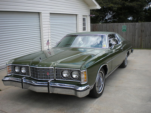 1973 Ford Ltd Information And Photos Momentcar