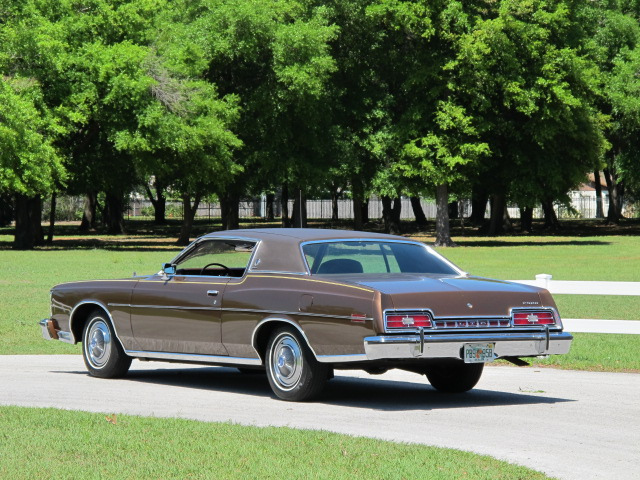 1972 Ford Ltd For Sale >> 1973 Ford LTD - Information and photos - MOMENTcar