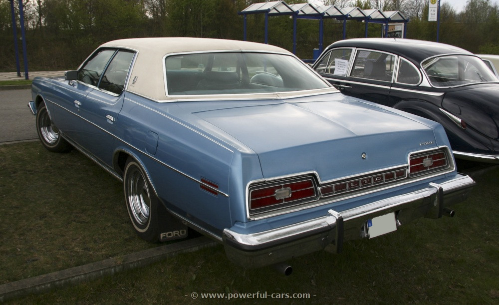 Acura Dealers St Louis >> 1974 Ford LTD - Information and photos - MOMENTcar