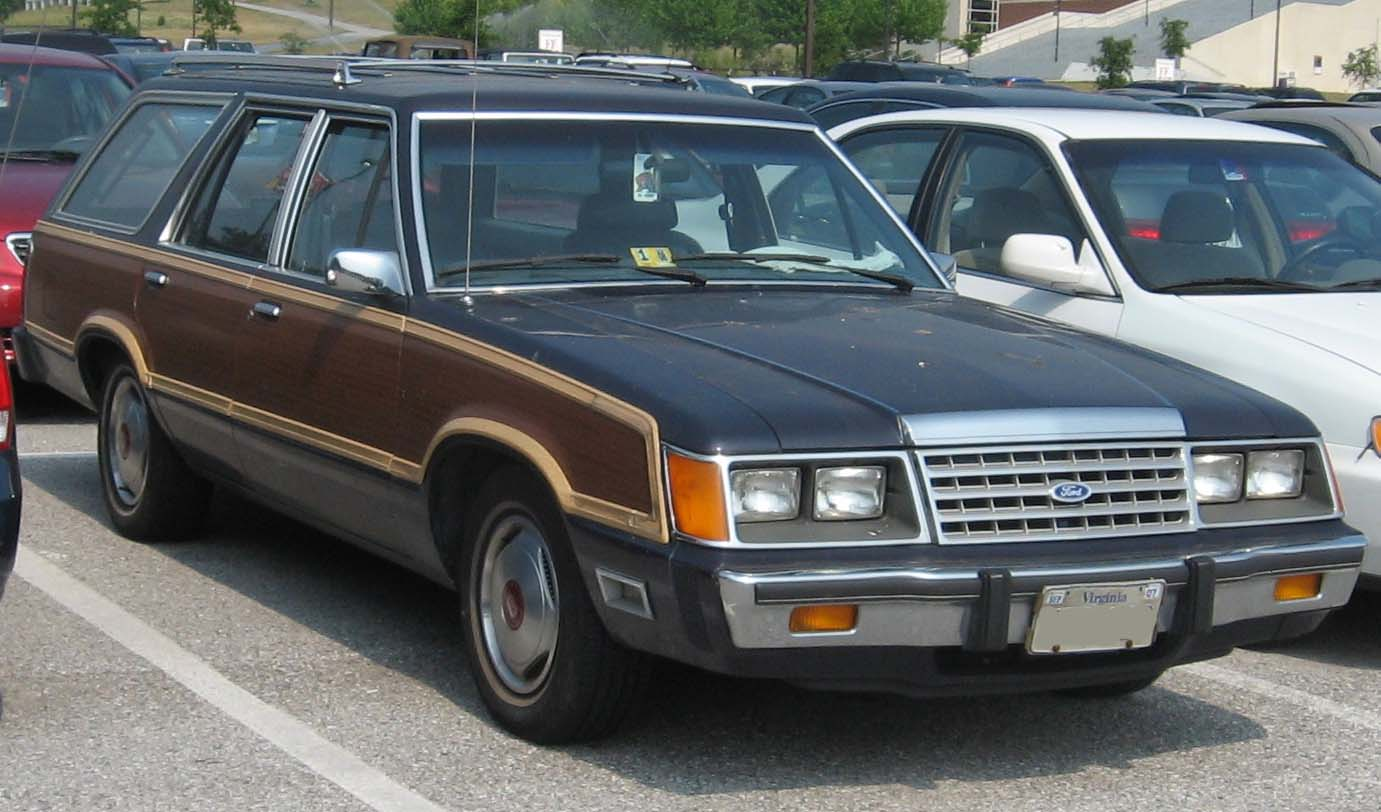 1983 Ford Ltd Information And Photos Momentcar