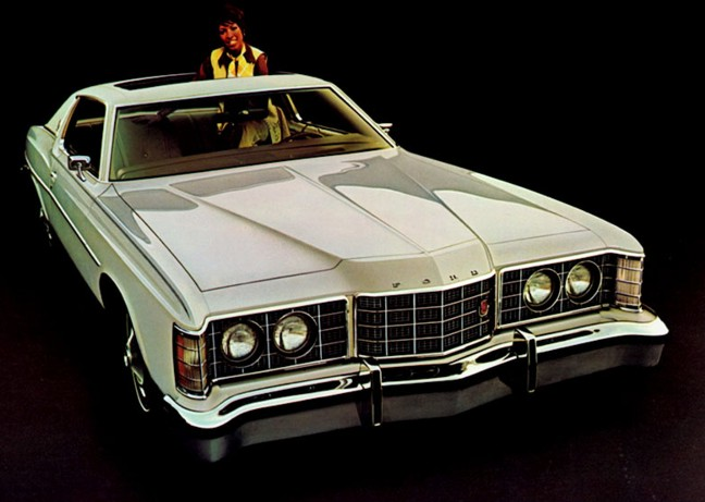 Ford LTD Brougham #4