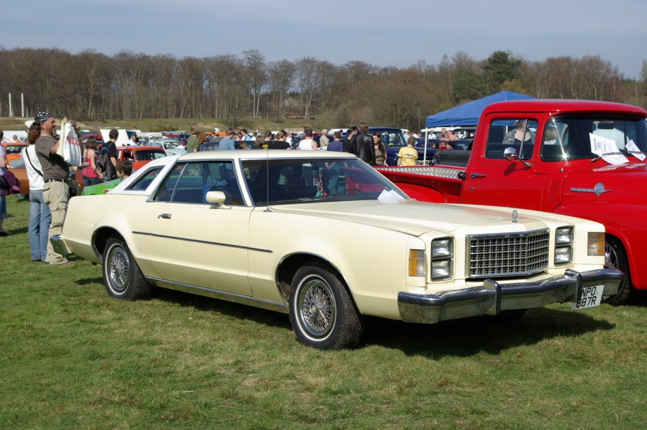 1977 Ford Ltd Ii Information And Photos Momentcar
