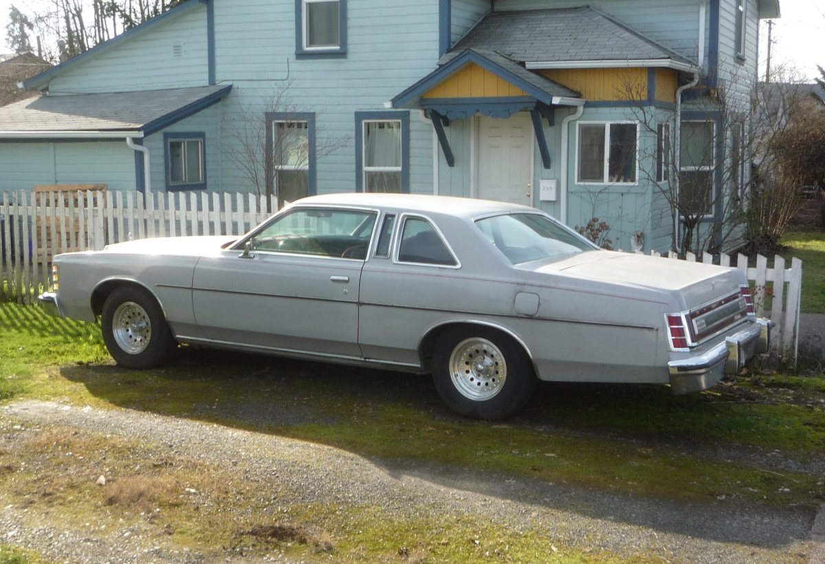 1978 Ford Ltd Ii Brougham Information And Photos Momentcar