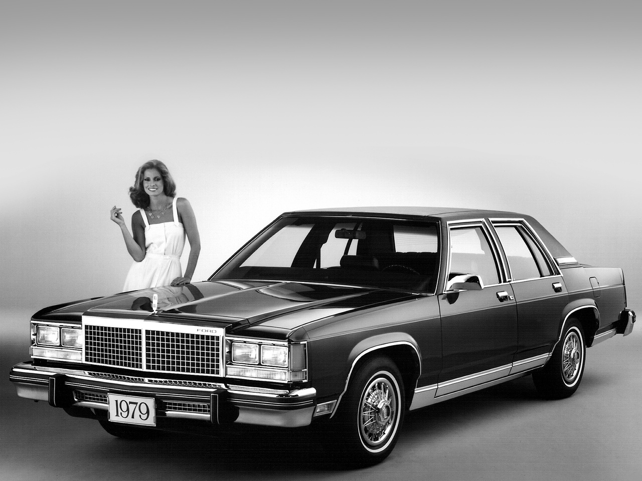 1979 ford ltd landau information and photos momentcar. Black Bedroom Furniture Sets. Home Design Ideas