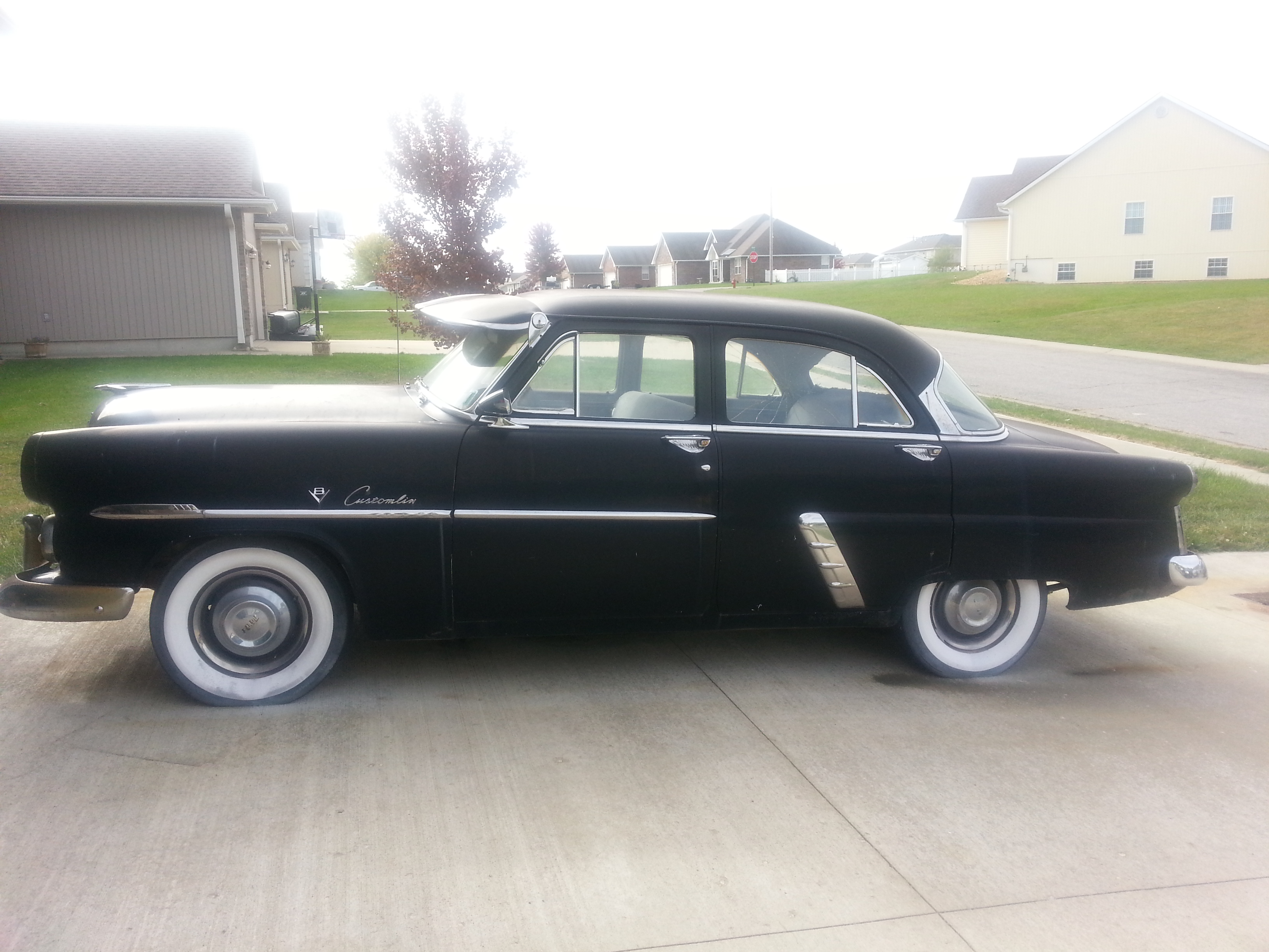 1952 Ford Mainline - Information and photos - MOMENTcar