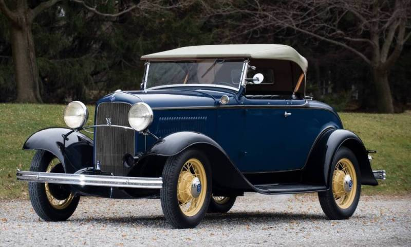 1932 Ford Model 18  Information and photos  MOMENTcar