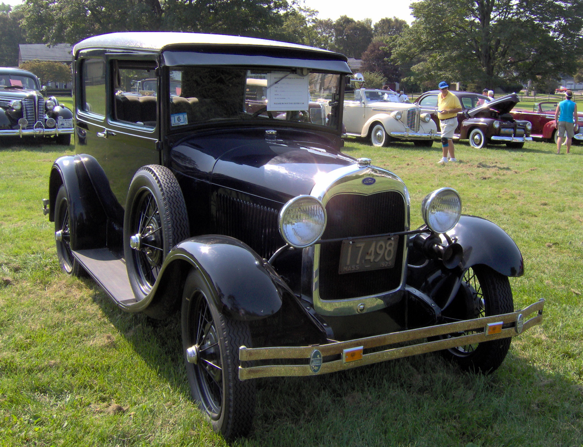 Ford Model A 1929 #1