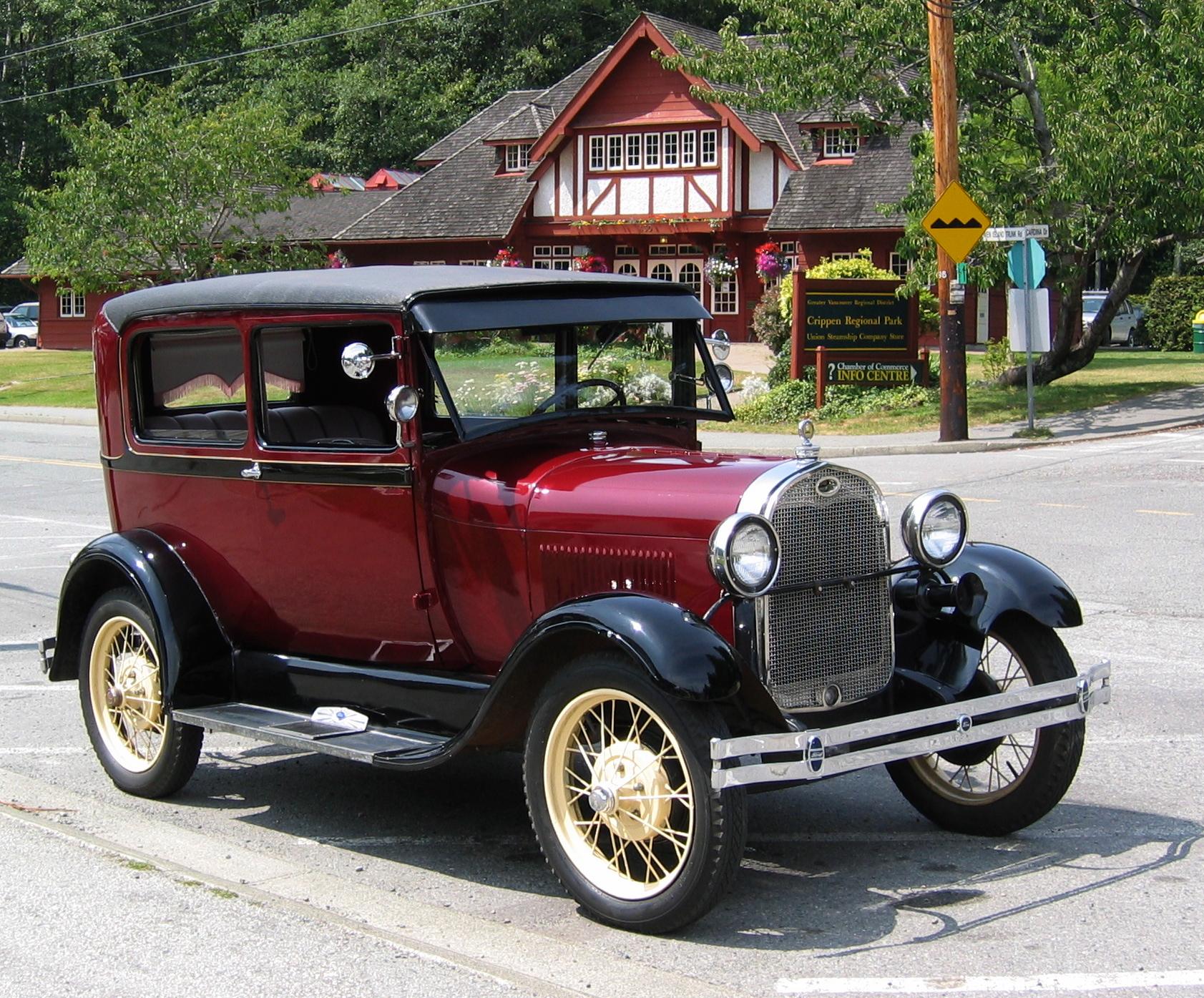 Ford Model A 1929 #2