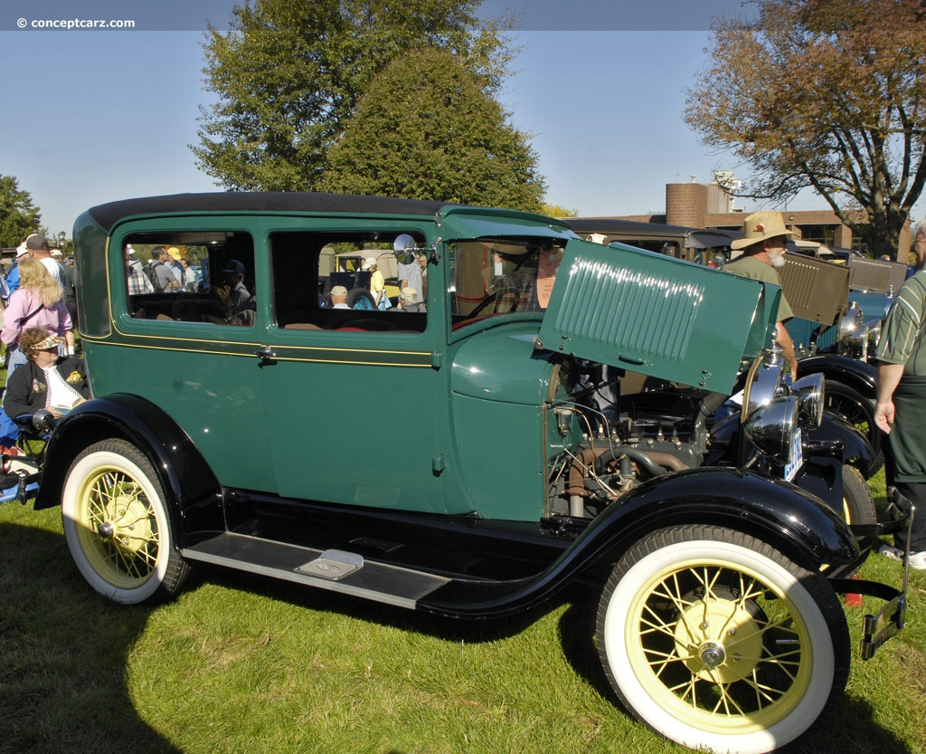 Ford Model A 1929 #4