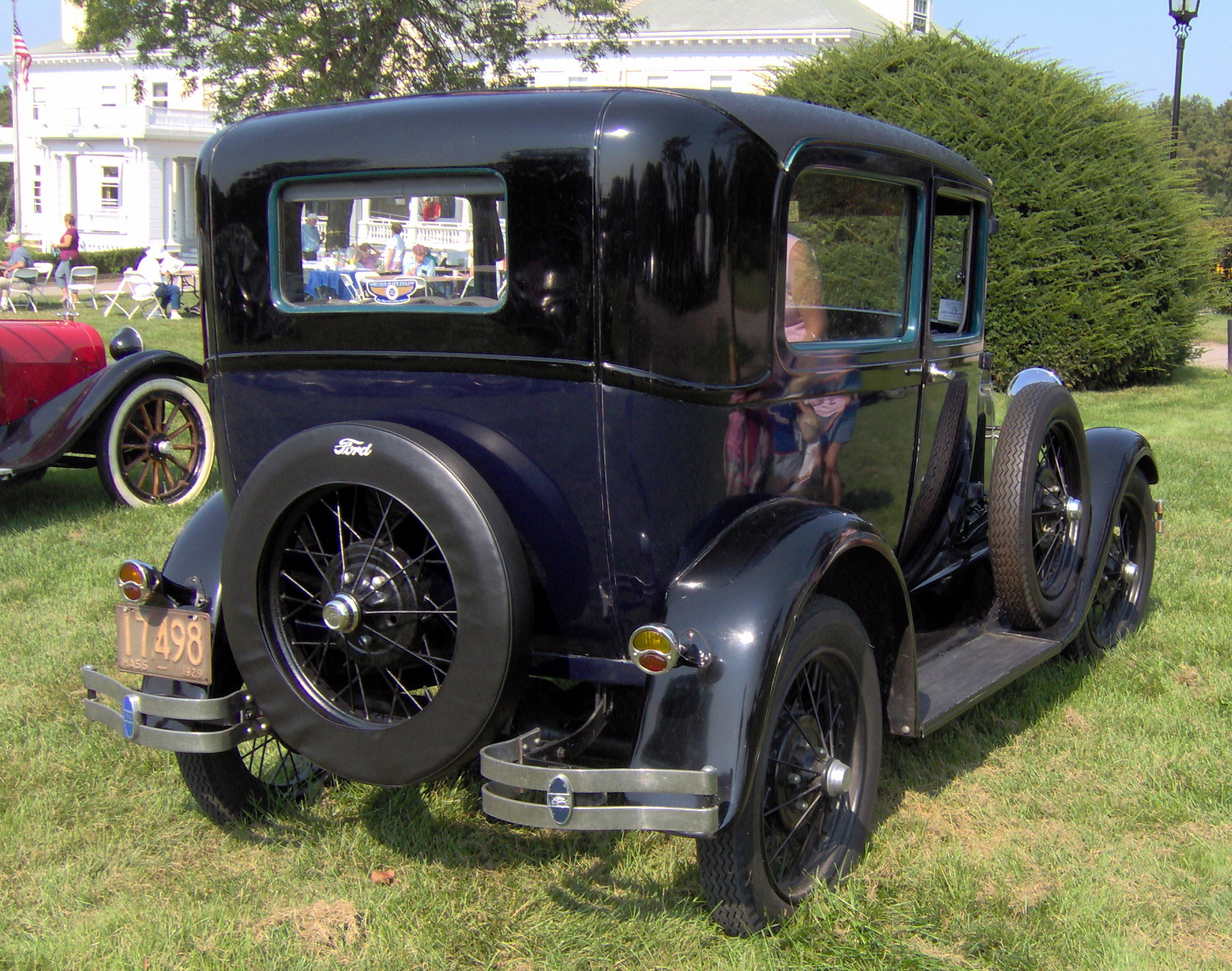 Ford Model A 1929 #6