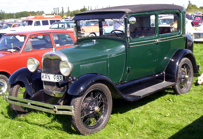 Ford Model A 1929 #7