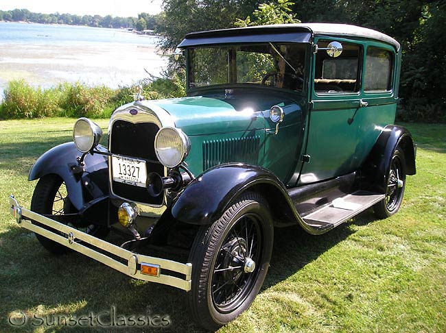 Ford Model A 1929 #8