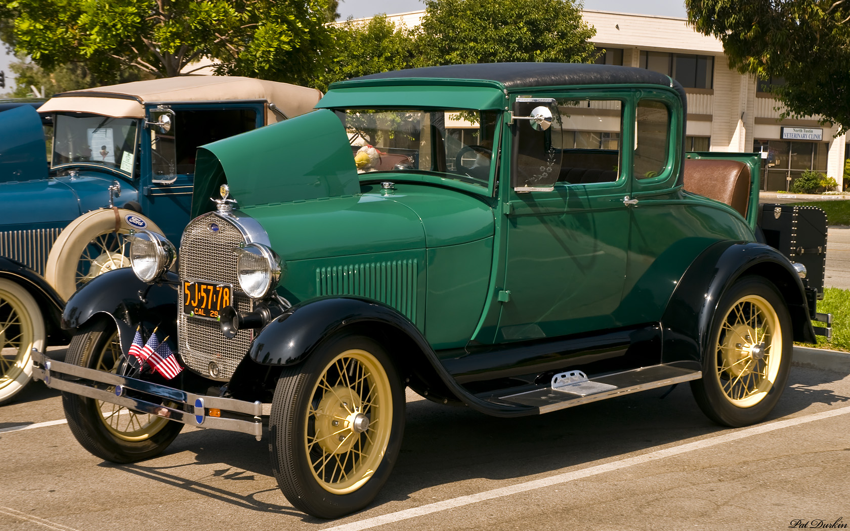 Ford Model A 1929 #9