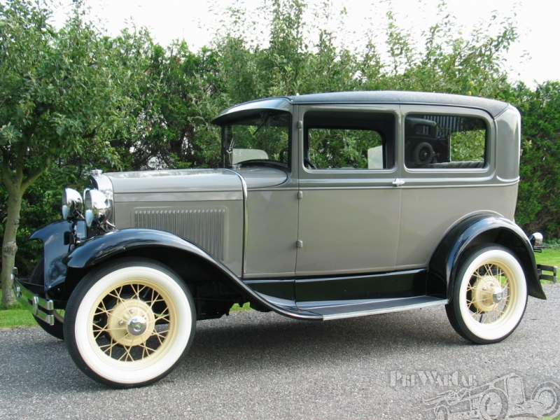 1930 ford model a information and photos momentcar for 1930 pontiac 4 door sedan